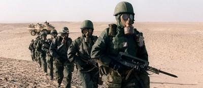 Le syndrome de la guerre du Golfe causé par des agents chimiques
