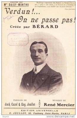 "Verdun – Chant ""On ne passe pas !"""