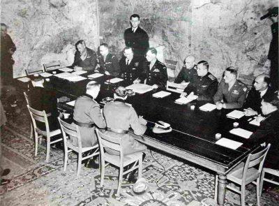 8 Mai 1945 : Capitulation de l'Allemagne nazie