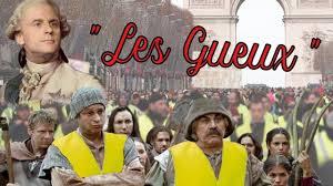 """Chanson des gilets jaunes """"Les gueux"""""""